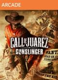 Call of Juarez: Gunslinger Xbox 360 Front Cover