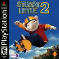 Stuart Little 2 PlayStation Front Cover Also a manual