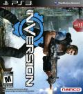 Inversion PlayStation 3 Front Cover