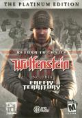 Return to Castle Wolfenstein: The Platinum Edition Windows Front Cover