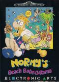 Normy's Beach Babe-O-Rama Genesis Front Cover
