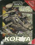 Jane's Combat Simulations: AH-64D Longbow - Flash Point Korea DOS Front Cover