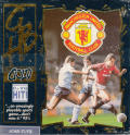 Manchester United Atari ST Front Cover
