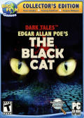 Dark Tales: Edgar Allan Poe's The Black Cat (Collector's Edition) Windows Front Cover