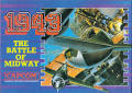 1943: The Battle of Midway Atari ST Front Cover