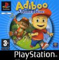 Adiboo & Paziral's Secret PlayStation Front Cover
