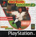 Actua Soccer 2 PlayStation Front Cover