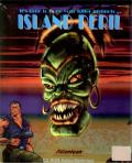 Island Peril DOS Front Cover