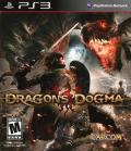 Dragon's Dogma PlayStation 3 Front Cover