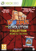 Worms: The Revolution Collection Xbox 360 Front Cover