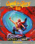 Quest for Glory III: Wages of War DOS Front Cover