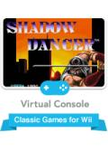 Shadow Dancer: The Secret of Shinobi Wii Front Cover