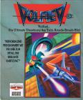 Volfied Commodore 64 Front Cover