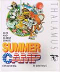 Summer Camp Commodore 64 Front Cover