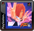 The King of Fighters '96 PlayStation 3 Front Cover