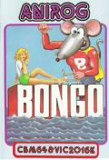 Bongo Commodore 64 Front Cover