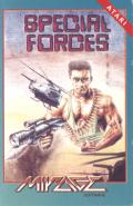 Special Forces: Operation Blood II Atari 8-bit Front Cover