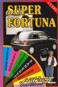 Super Fortuna Atari 8-bit Front Cover