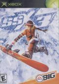SSX 3 Xbox Front Cover