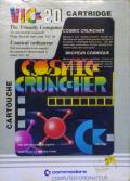 Cosmic Cruncher VIC-20 Front Cover