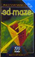 3D Maze VIC-20 Front Cover