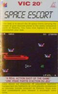 Space Escort VIC-20 Front Cover