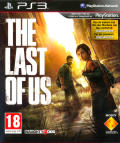 The Last of Us PlayStation 3 Front Cover
