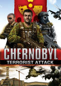 Chernobyl: Terrorist Attack Windows Front Cover