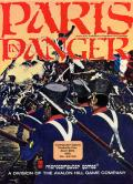 Paris in Danger Atari 8-bit Front Cover