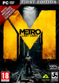 Metro: Last Light (Limited Edition) Windows Front Cover