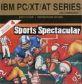 Sports Spectacular DOS Front Cover