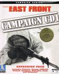 East Front: Campaign CD 1 Windows Front Cover