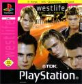 Westlife Fan-O-Mania PlayStation Front Cover