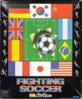 Fighting Soccer Atari ST Front Cover