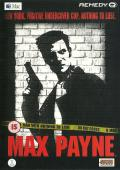 Max Payne Macintosh Front Cover