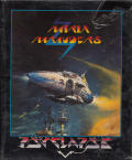 Matrix Marauders Amiga Front Cover