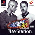 International Superstar Soccer 98 PlayStation Front Cover