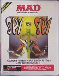 Spy vs Spy Atari 8-bit Front Cover