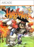 Happy Wars Xbox 360 Front Cover first version