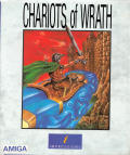 Chariots of Wrath Amiga Front Cover