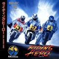 Riding Hero Neo Geo CD Front Cover