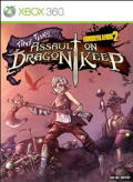 Borderlands 2: Tiny Tina's Assault on Dragon Keep Xbox 360 Front Cover