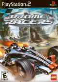 Drome Racers PlayStation 2 Front Cover
