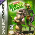 Oddworld: Munch's Oddysee Game Boy Advance Front Cover