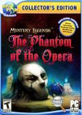 Mystery Legends: The Phantom of the Opera (Collector's Edition) Windows Front Cover