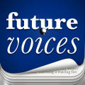 Future Voices iPad Front Cover