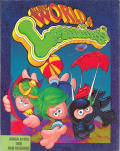 The Lemmings Chronicles Amiga Front Cover