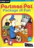 Postman Pat: Package of Fun Macintosh Front Cover