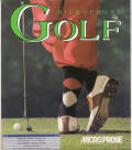 David Leadbetter's Greens Atari ST Front Cover