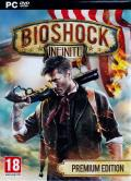 BioShock Infinite (Premium Edition) Windows Front Cover